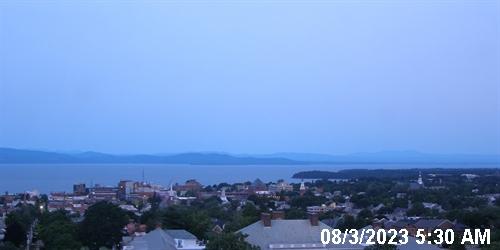 Current Photo of Burlington, VT