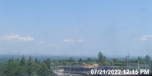 Blue Hill Observatory Webcam
