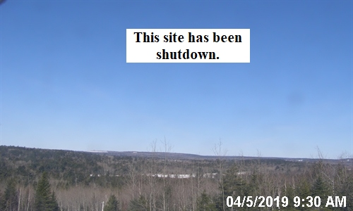 Machias Maine Webcam