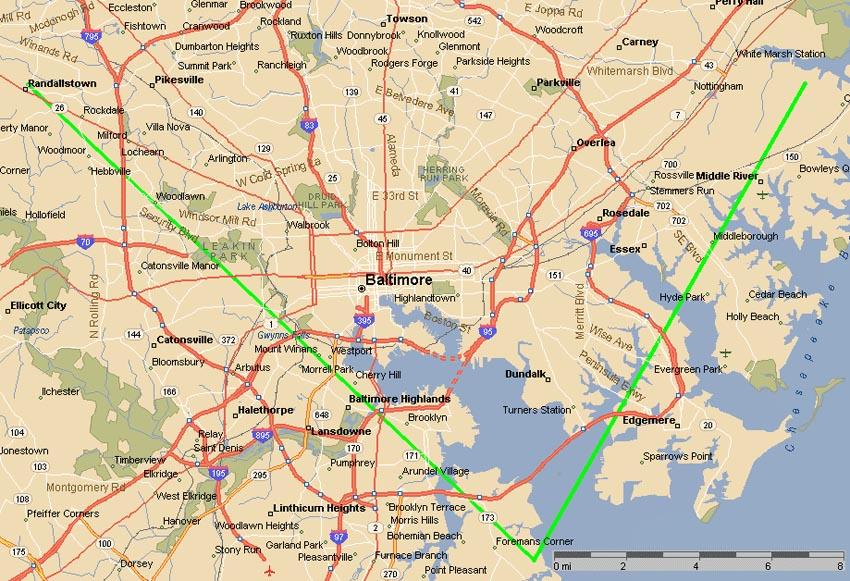 Baltimore Maryland  CAMNET