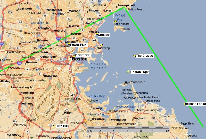 Boston Massachusetts CAMNET